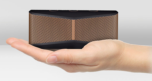 ロジクール X300 モバイル ワイヤレス ステレオ スピーカー