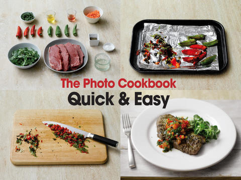 The Photo Cookbook – Quick & Easy