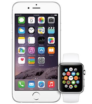 iPhone 6/Apple Watch