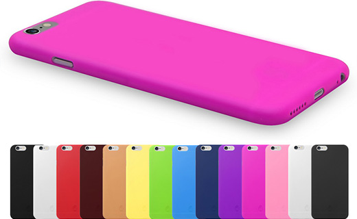 Color Block Collection Protection case for iPhone6