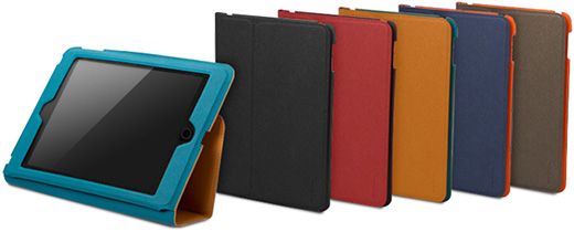 TUNEWEAR LeatherLook Classic with Front cover for iPad Air 2/iPad Air