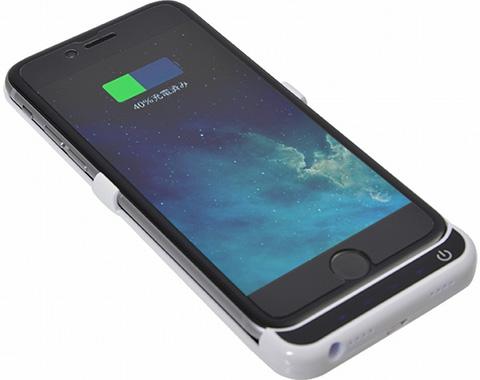iPhone6用バッテリージャケット