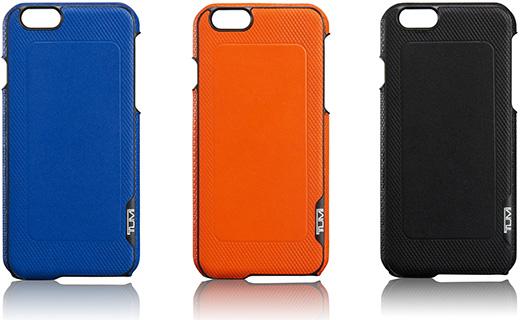 トゥミ・レザーカバー・フォー・iPhone 6