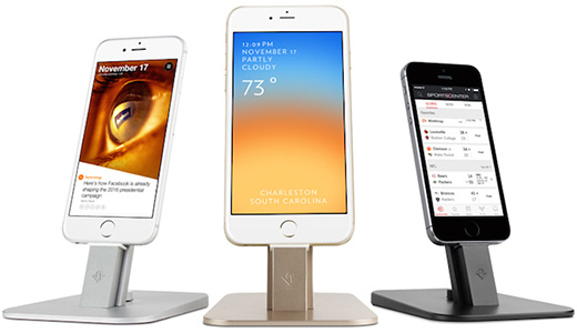 Twelve South HiRise Deluxe for iPhone/iPad