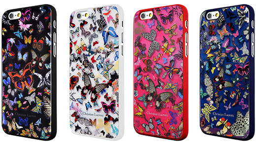 Christian Lacroix Butterfly Collection for iPhone 6
