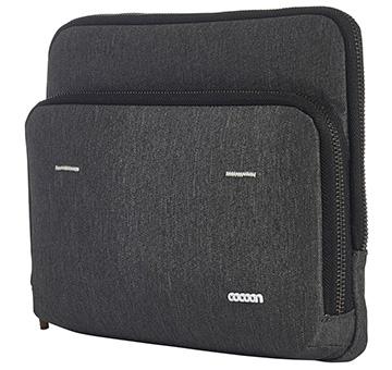 Cocoon Graphite Sleeve for iPad