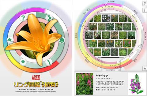 リング図鑑 《植物》