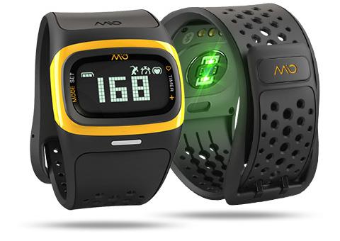 Mio ALPHA 2 心拍計付き腕時計