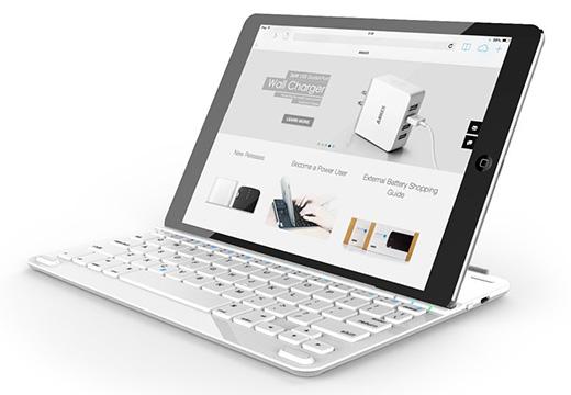 Anker iPad Air ウルトラスリムキーボドカバー