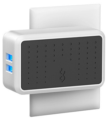 BlueFlame 2-Device Wall Charger
