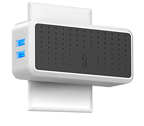 BlueFlame 4-Device Wall Charger