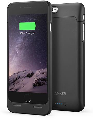 ウルトラスリムバッテリーケース iPhone 6