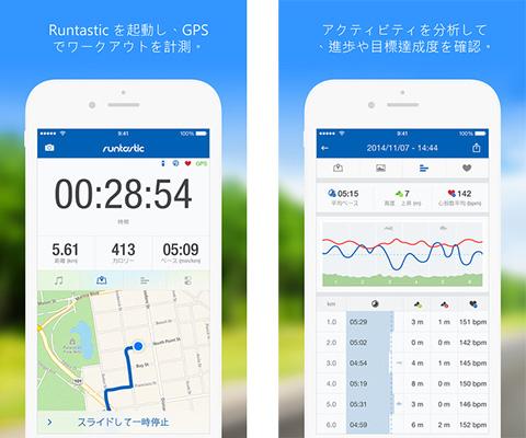 Runtastic PRO GPS