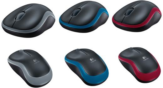 ロジクール ワイヤレスマウス M186