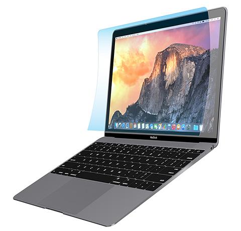 パワーサポート、12インチMacBook用の液晶保護フィルム2種類とトラックパッドフィルムを発売