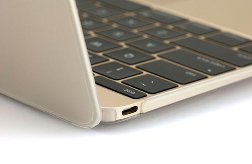 TUNEWEAR eggshell for MacBook 12インチ