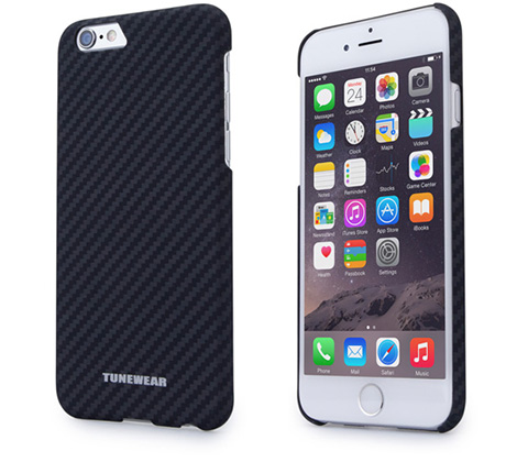 TUNEWEAR CarbK for iPhone 6
