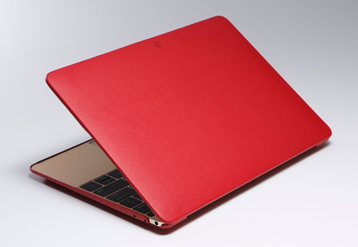 PU Leather Jacket for MacBook