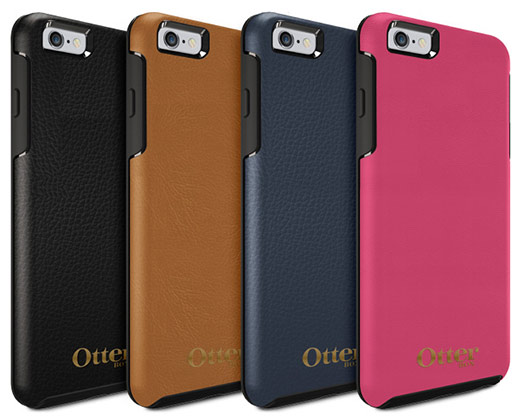 OtterBox Symmetry シリーズ Leather Edition