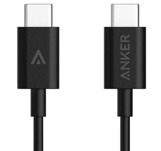 Anker PowerLine USB-C & USB-C ケーブル