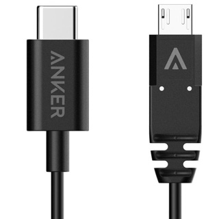 Anker PowerLine USB-C & Micro USB ケーブル