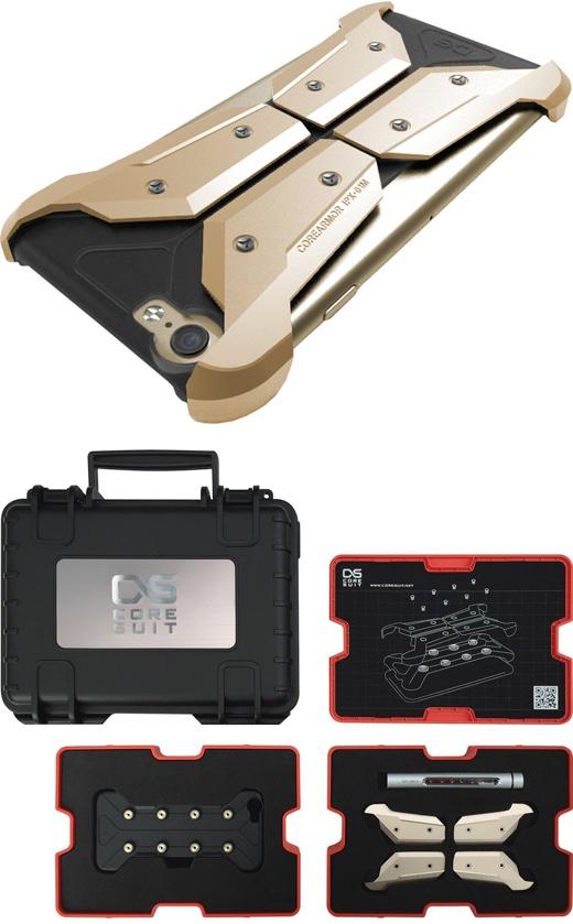Coresuit Armor Metal Deluxe Box for iPhone 6