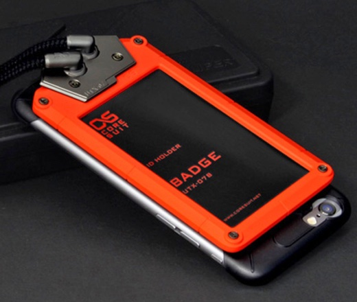 Coresuit Badge Case for iPhone 6