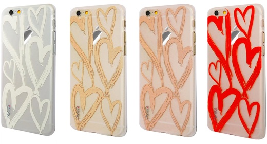AViiQ Hearts for iPhone 6s/6