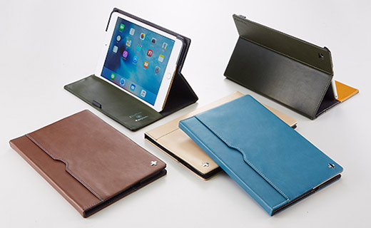 Flip Note with Card Pocket for iPad mini 4