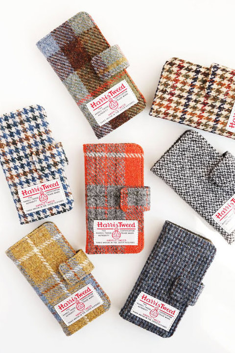 Harris Tweed Foliocase