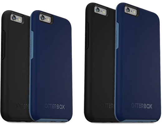 OtterBox Symmetry ニューベーシックシリーズ for iPhone