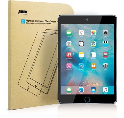 Anker GlassGuard iPad mini 4用