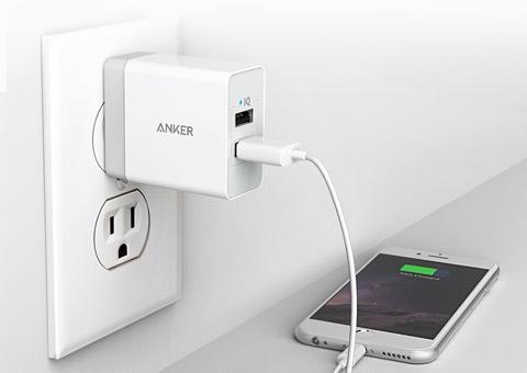 24W 2ポート USB急速充電器