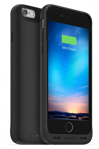 mophie juice pack reserve for iPhone 6s/6