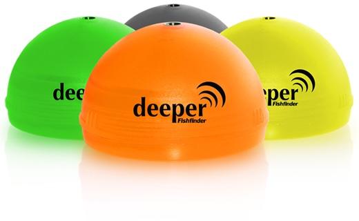 Deeper ワイヤレススマート魚群探知機専用ナイト・フィッシング・カバー
