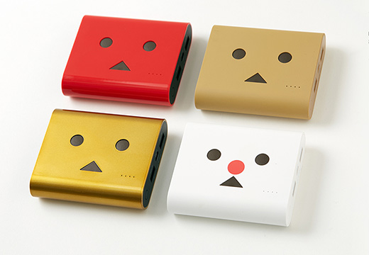 cheero Power Plus 10050mAh DANBOARD version