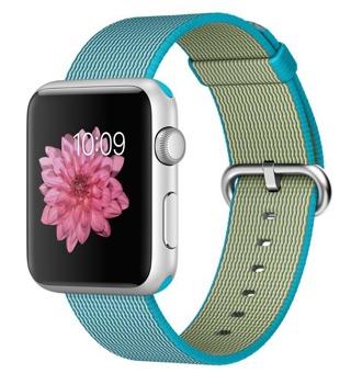 アップル、Apple Watch用の新しいバンドを発売