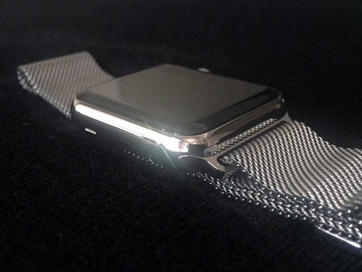 Apple Watch 光沢復活
