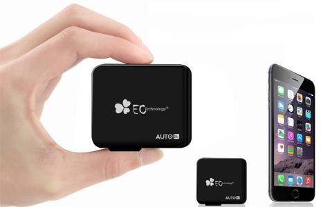 EC Technology 20W/4A 3ポートUSB充電器