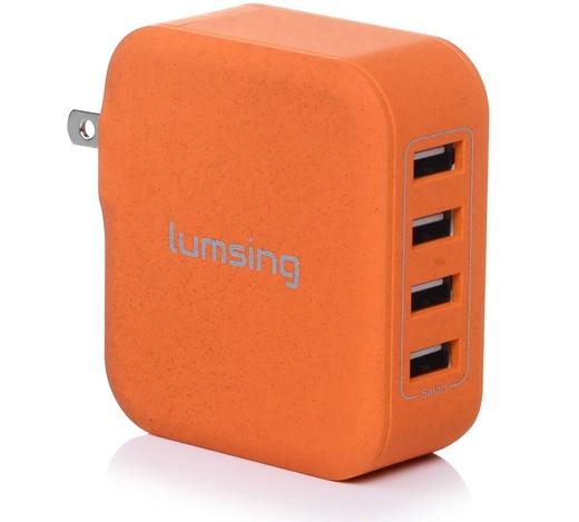 Lumsing 21W 4ポート USB 急速充電器