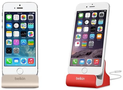 MIXIT↑ iPhone5/6対応ドックスタンド