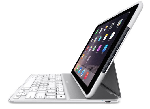 iPad Air2用薄型キーボード内蔵ケース「belkin QODE Ultimate Lite」が、Amazonタイムセールで最大30%オフ
