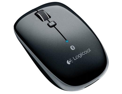 LOGICOOL Bluetoothマウス M557 ブラック