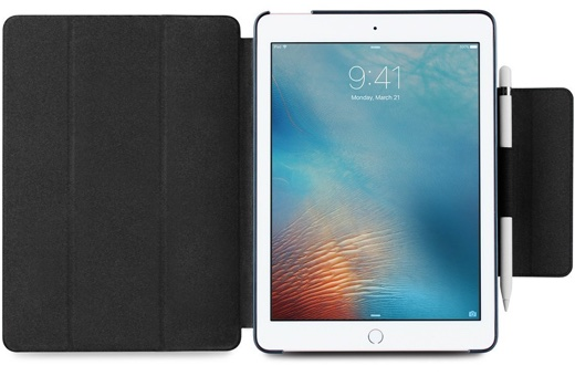 LeatherLook SHELL with Front cover for iPad Pro (9.7インチ)