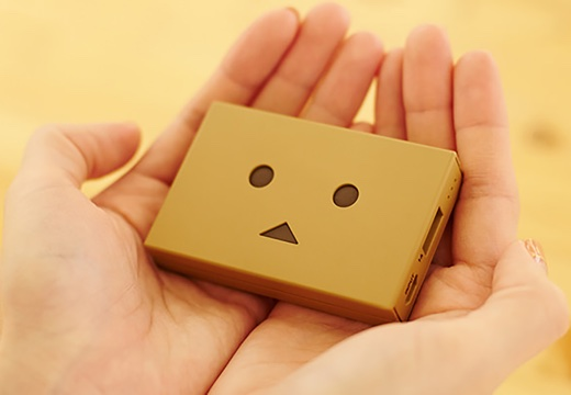cheero Power Plus DANBOARD version -block-