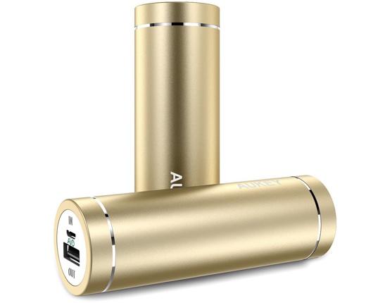 Aukey モバイルバッテリー 5000mAh AiPower