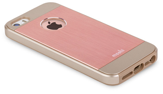 moshi iGlaze Armour for iPhone SE/5s/5
