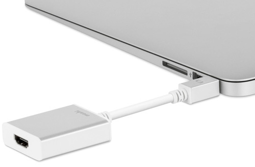 moshi Mini DisplayPort to HDMI Adapter Pro