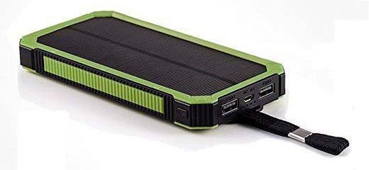 SOMAN 15000mAh 超大容量モバイルバッテリー