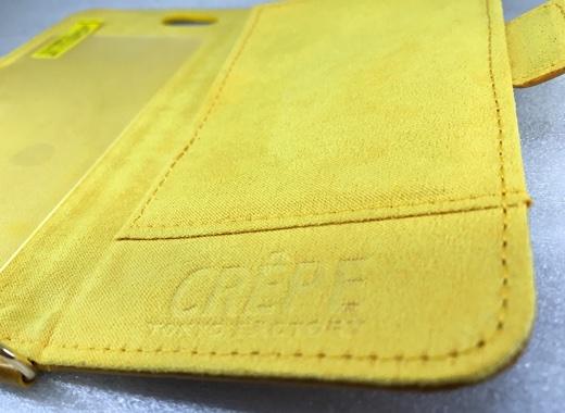 Real Leather CRÊPE